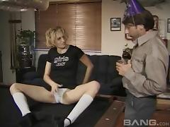Party for two includes his cock ramming her slutty ass porn tube video