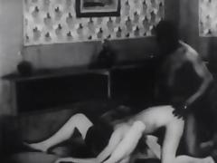interracial x3 - circa 50s porn tube video