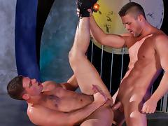 Magnums XXX Video: Ryan Rose, Derek Atlas tube porn video