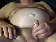 Grandpa stroke on cam 1 tube porn video