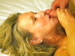 Facial, Cum in Mouth, Dirty Talk, Facial