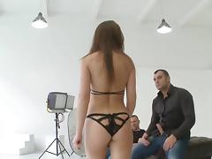 2 Cocks for Crazy Anal Slut tube porn video