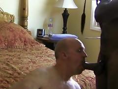 Three Way Bareback Fucking tube porn video
