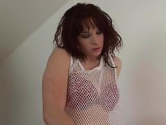 Freckled beauty porn tube video