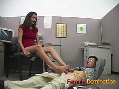 Feet, Cum, Feet, Femdom, Footjob, Mistress