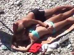 Beach - just having sex at the beach 1