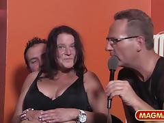 German Amateur Mature Swinger Couples tube porn video