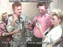 Vintage tight hairy pussies pounded