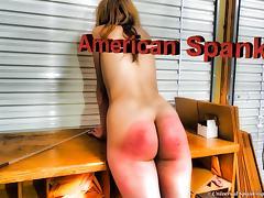 American, American, BDSM, Punishment, Skinny, Spanking