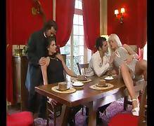 Italian, Foursome, Group, Hardcore, Italian, Orgy
