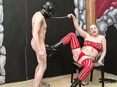 Heidi Mayne in Fem Dom Bitches #2 porn tube video