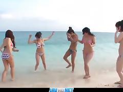Bikini, Asian, Beach, Beauty, Bikini, Cute