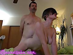 MILF Veronica Wild Multiple Orgasms Fuckin Thick Mature Cock