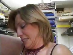 La patronne sodomisee par un employe