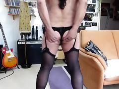 Ich mit strapse porn tube video