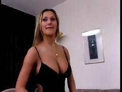Busty polish wife