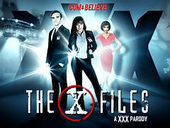 Jay Crew, Logan Pierce, Penny Pax, Ziggy Star in The X-Files: A XXX Parody - DigitalPlayground