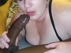 Choking, Amateur, BBW, Big Cock, Choking, Chubby