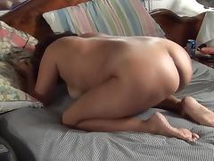 Daddy, Asian, Creampie, Cum, Doggystyle, Wife