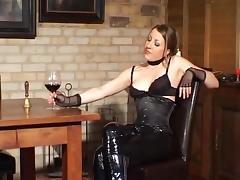 Lesbian fetish and BDSM porn tube video