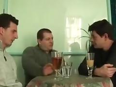 Italian bear wants to share his woman Monica