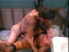 Busty blonde silvia saint gets nailed in jail tube porn video