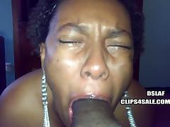 Epic Cumshot In Mouth After Deepthroat- DSLAF