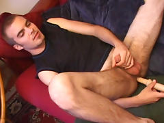 Young Jasper Jerks Himself Off - DefiantBoyz