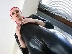 Catsuit joi tube porn video