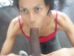 Ebony Time 7 porn tube video