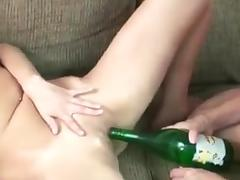 Amateur - Two Matures Bottling Show porn tube video