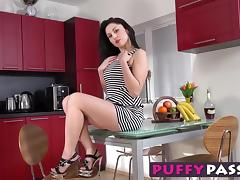 Banana, Asian, Banana, Fucking, Masturbation, Sex