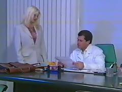 BDSM, BDSM, Femdom, Hospital, Strapon, Vintage
