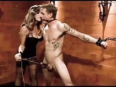 Femdom strap on fuck him compilation porn tube video
