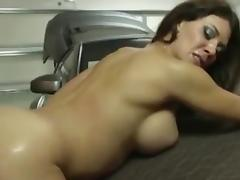 Blackmailed stepmom porn tube video