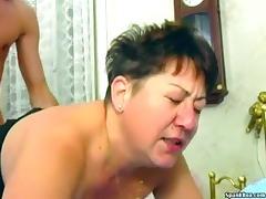 Chubby granny needs a hard fuck porn tube video