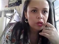 Latina milf pharmacy flower dress porn tube video