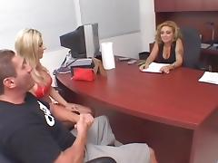 Blonde sexy fuck her husband porn tube video