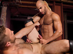 Paul Wagner & Sean Zevran in Crave Video porn tube video