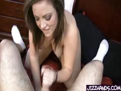 Cute Teen Pumps Cock tube porn video