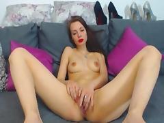 Sexy Amateur Girl Solo Masturbation porn tube video