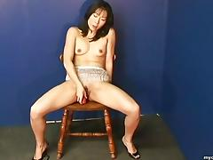 Asian, Asian, Masturbation
