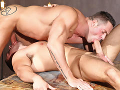 Members Exclusive XXX Video: Erik Rhodes, Marc Dylan porn tube video