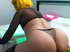 Big ass nely shemale fucked doggystyle