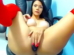 shinybuttx intimate clip on 07/03/15 05:46 from chaturbate