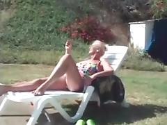 Granny fucks other man and husband porn tube video