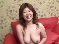 Chunky asian with big tits tube porn video