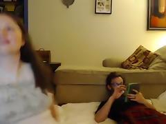 MILF, Couple, MILF, Toys, Webcam, French Teen