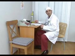 Russian doctor Petra
