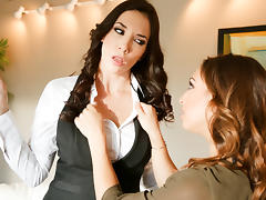 Jelena Jensen in Lesbian Stepmother, Scene #02 - SweetHeartVideo tube porn video